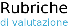 Rubriche di valutazione Nova logo